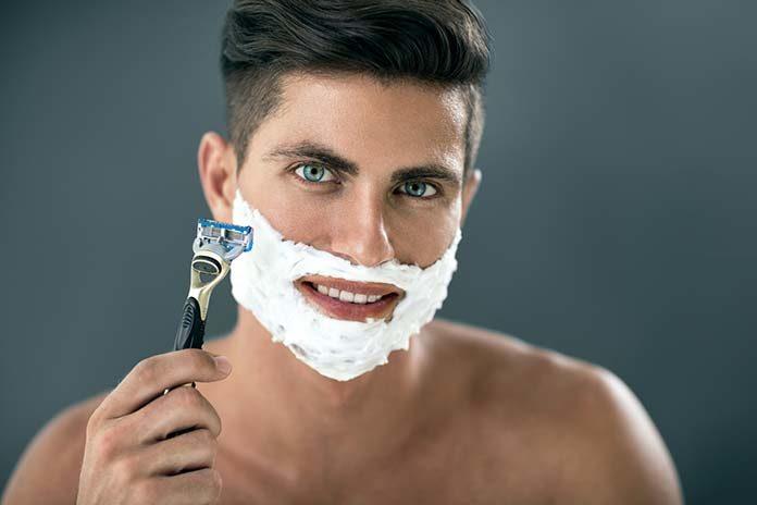 Ochrona skóry podczas golenia