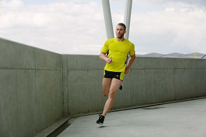 spodenki do biegania